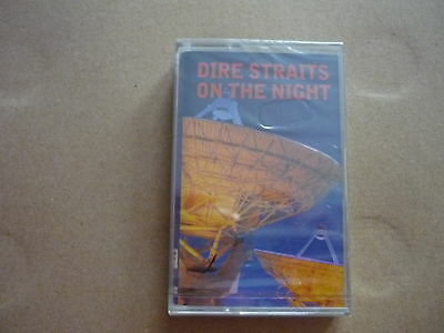 *dire Straits K7 Audio Holland On The Night Calling Elvis