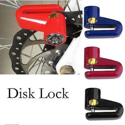 Anti Theft Disk Disc Brake Rotor Safety Lock For Scooter Bike Bicycle Motorcycle