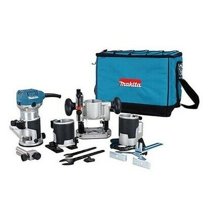 Makita RT0700CX6 Router Trimmer Full Set / 220V