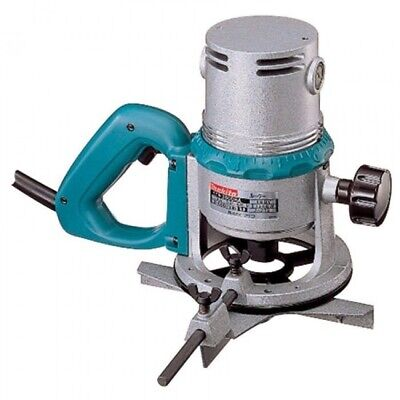 """Makita 3600H 12mm 1/2"""" Electric Plunge Router 1,500W Power Tool / 220V"""