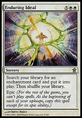 Magic Ideale Perpetuo - Enduring Ideal Rare Saviors Sok Mtg