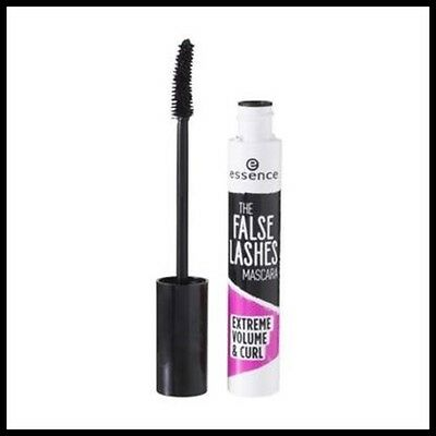 ESSENCE The False Lashes Black Mascara # EXTREME # Volume & Curl SUPER Volume