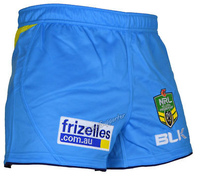 Gold Coast Titans NRL On Field Shorts 'Select Size' S-4XL