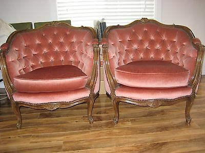 Louis 3 piece lounge suite plus 2 chairs