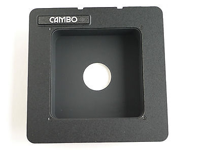 Cambo SC Recessed Lens Board / Panel - Copal 0