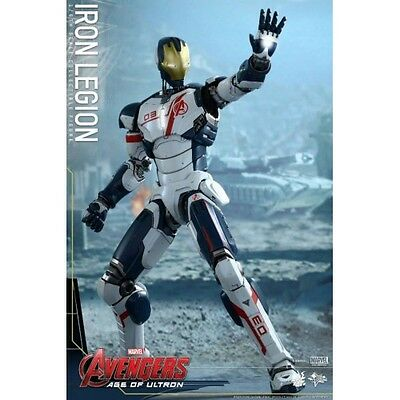 HOT TOYS MMS299 1/6 Avengers Age of Ultron - Iron Legion FREE2SHIP EXPRESS-FAST
