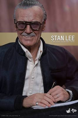 HOT TOYS MMS327 1/6 Stan Lee FREE2SHIP EXPRESS-FAST
