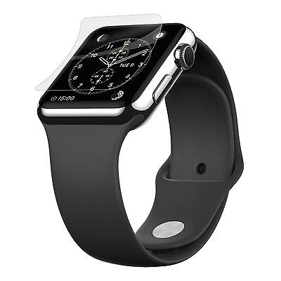 Belkin InvisiGlass 100% Real Glass Screen Protector for 38mm Apple Watch F8W714