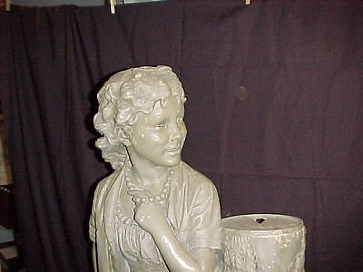 "John Rogers Group of Statuary "" HIDE AND SEEK : WHOOP ! ""  Very very rare"