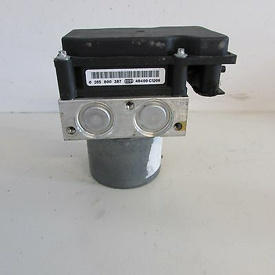 Centralina pompa ABS 0265800387 Renault Scenic Mk2 2003-2009 (12481 52-1-D-3b)