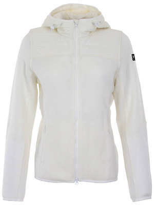 Super.Natural Combustion Cloud Hoodie - Womens - White W00211045