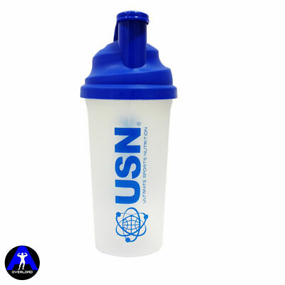 USN Protein Whey Protein BCAA Shaker Mixer Blender Water Bottle 700ml