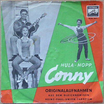 Conny - Hula-Hopp, Conny - Deutschland 1958 - VG++ to NM