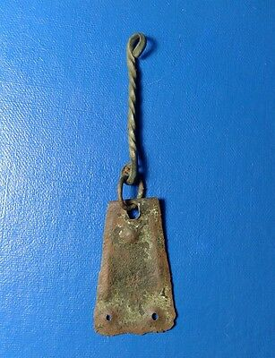 Ancient Bronze Artifact Pendant.