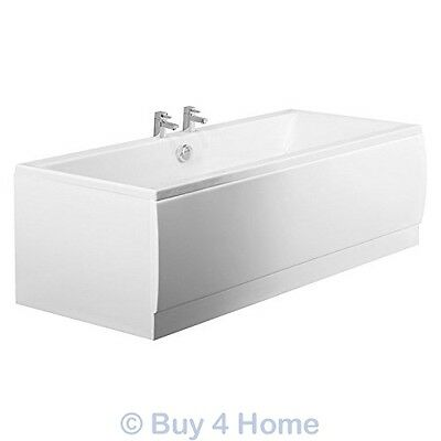 Premier Bathroom White Acrylic Bath Panel - Front 1700mm 1600mm End 700mm 750mm