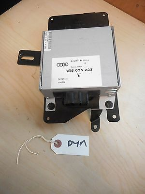Audi S4 (A4) SALOON Harman Amp Amplifier & Bracket [B6 B7 DYN] 8E5035233