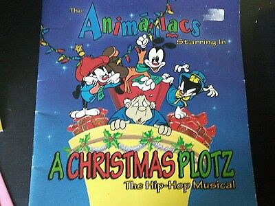 The Animaniacs starring in A Christmas Plotz