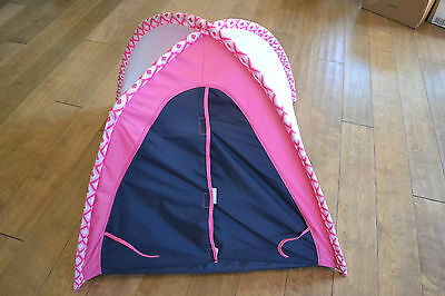 """My Twinn Camping Tent for 18"""" Dolls Camp Camping Gear New fits American GUC Girl"""
