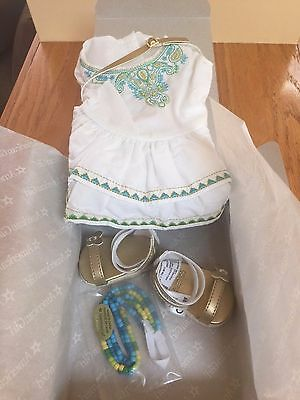 American Girl Lea's Celebration Outfit NEW !!!!!