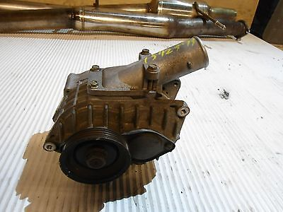 AMR500 SUPERCHARGER AISHIN amr 500 super charge UK SELLER FAST SHIPPING