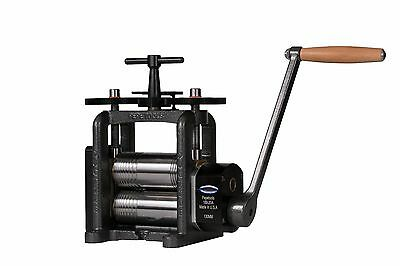 PepeTools Combination Rolling Mill Ultra With 130 mm Wide Rollers. Made in USA