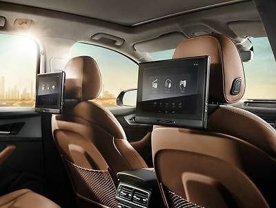 """4M0051700B """"new"""" Q7  2017 Twin Package Rear Entertainment"""