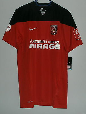 J-League Urawa Reds 2014 Training Shirt New With Tags Free Shipping
