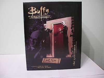 RARE Buffy the Vampire Slayer–Gentlemen Statuette (Ltd Edition-Very Low Number)