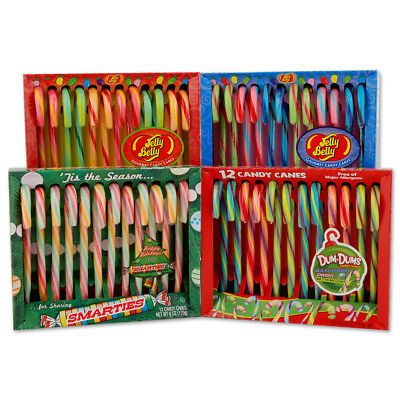 Mixed Pack Candy Canes 12-12 count boxes