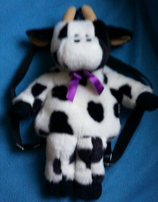 Childs Cow backpack by Ennybear