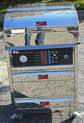 WSL USA Photopolymer A3 Platemaker New with Cosmetic Damage
