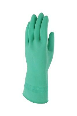 Sigvaris Rubber Donning Gloves 591R400X, X-LARGE Ridged