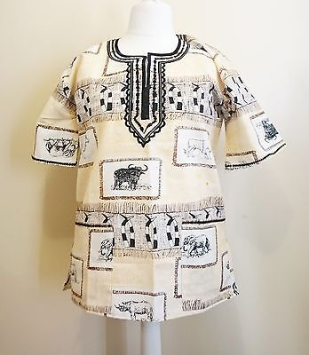 African Animal Pattern Shirt - The Big Five