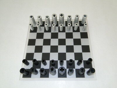 Chess, Échecs, Ajedrez, Designed by Hugo Boss, limited edition