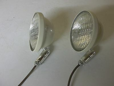 Emergency Light Remote Light Heads  (Pair)