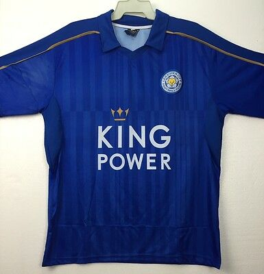 Leicester City Soccer Jersey Adult 2017 Top