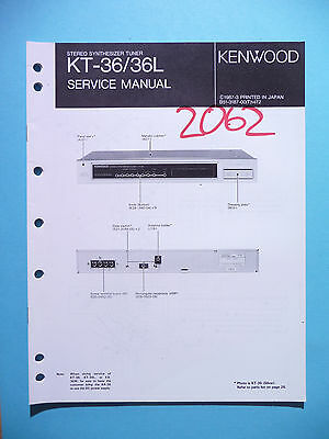 Kenwood DM9090 Service Manual