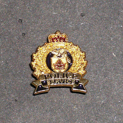 Canadian Pacific Railway Police Service Pin