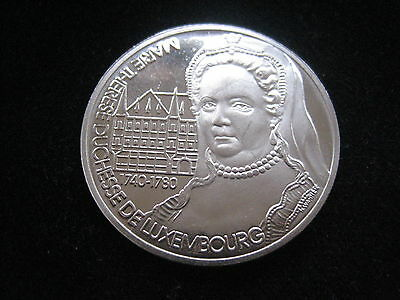 "Mds Luxemburg 5 Ecu 1994 ""marie Therese Duchesse De Luxembourg"""