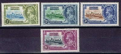 Northern Rhodesia 1935 KGV Silver Jubilee - MH