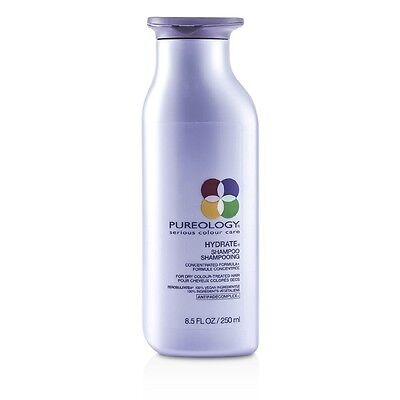 Pureology Hydrate Shampoo (For Dry Colour-Treated Hair) 250ml