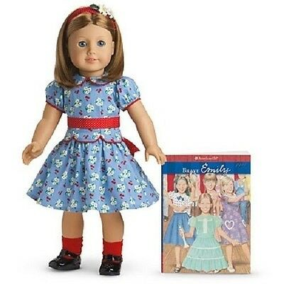American Girl Doll Emily NEW!! Retired Molly's Friend