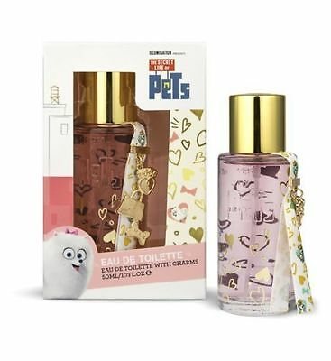 The Secret Life Of Pets Eau de Toilette  50ml new OVP NEU