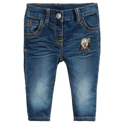 Monnalisa Baby Girls Pluto Jeans 24 Months