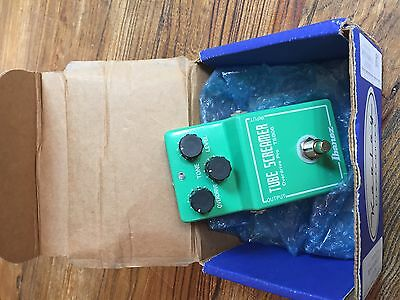 Keeley Mod Ibanez tube screamer.Superior Ibanez tube screamer