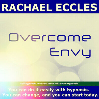 Self Hypnosis: Overcome Envy  Self Hypnosis CD, Rachael Eccles