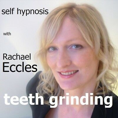 Stop Teeth Grinding (Bruxism) relax jaw hypnosis Hypnotherapy CD, Rachael Eccles