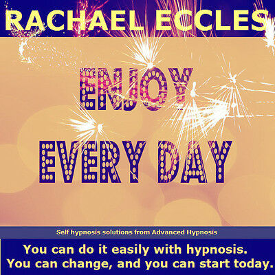 Enjoy Every Day! Feel Happier More Positive less depressed, self Hypnosis mp3