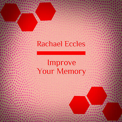 Improve Your Memory, Self Hypnosis, Hypnotherapy CD