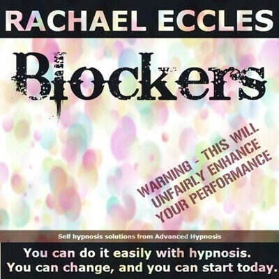 Self Hypnosis: Better Roller Derby (Blockers) Hypnotherapy CD, Rachael Eccles
